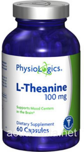 L-Theanine 60 capsules 100 milligrams