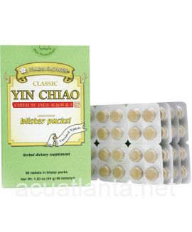 Yin Chiao Chieh Tu Tablets 96 tablets Blister Pack