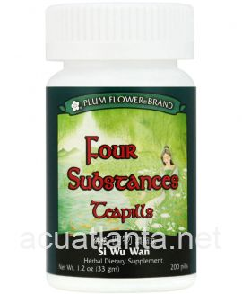 Four Substances Teapills 200 teapills