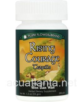 Rising Courage Teapills 200 teapills