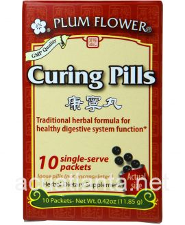 Curing Pills- pocket pack 10 packets 3 pills