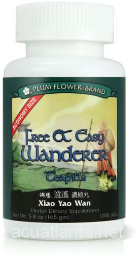 Free and Easy Wanderer Teapills 1000 count