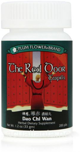 Red Door Teapills 200 count
