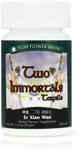 Two Immortals Teapills 200 count