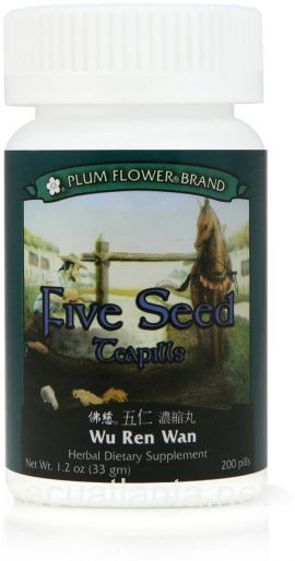 Five Seed Teapills 200 count