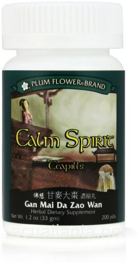 Calm Spirit 200 count