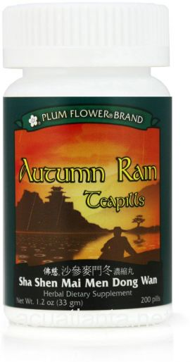 Autumn Rain Teapills 200 count