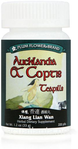 Aucklandia and Coptis 200 count