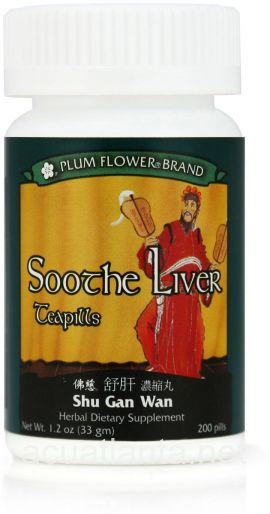 Soothe Liver 200 count