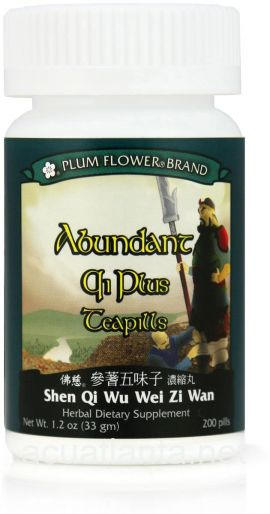 Abundant Qi Plus 200 count