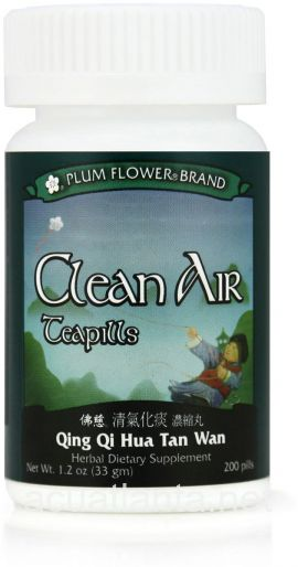 Clean Air Teapills 200 count