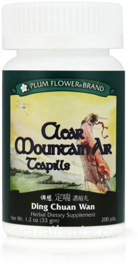 Clear Mountain Air Teapills 200 count