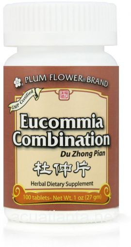 Eucommia Combination 100 count