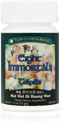 Eight Immortals 200 count