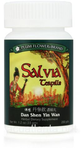 Salvia 200 count