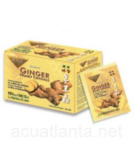 Instant Ginger Honey Crystals 30 sachets