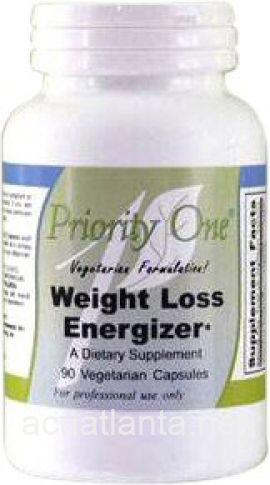Weight Loss Energizer 90 veggie capsules