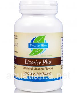 Licorice Plus Chewable 90 tablets