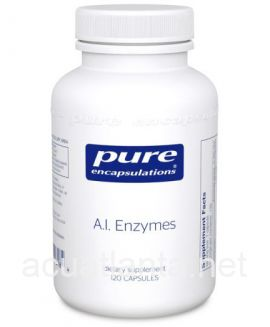 A.I. Enzymes 120 capsules