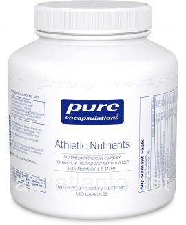 Athletic Nutrients 180 capsules