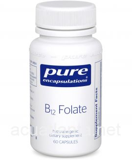 B12 Folate 60 soft capsules