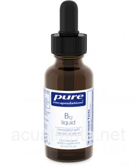 B12 Liquid 30 milliliters 1000 micrograms