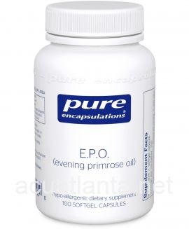 E.P.O. (evening primrose oil) 100 capsules 530 milligrams