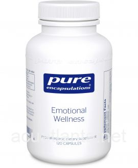 Emotional Wellness 120 veggie capsules
