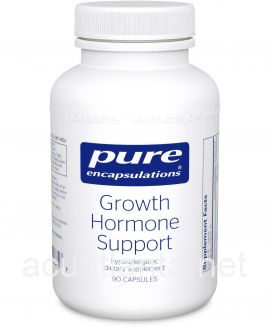 Growth Hormone Support 90 veggie capsules