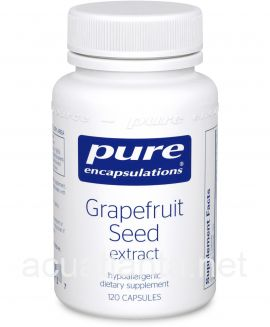 Grapefruit Seed Extract 120 soft capsules 250 milligrams