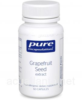 Grapefruit Seed Extract 60 soft capsules 250 milligrams
