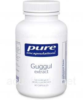 Guggul Extract 90 soft capsules 500 milligrams