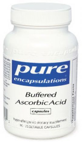 Buffered Ascorbic Acid 250 soft capsules