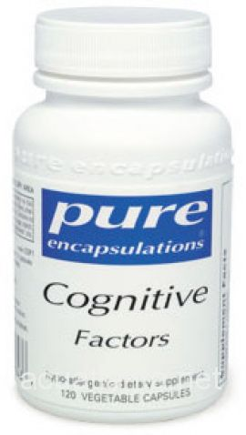 Cognitive Factors 120 soft capsules