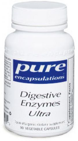 Digestive Enzymes Ultra 180 soft capsules
