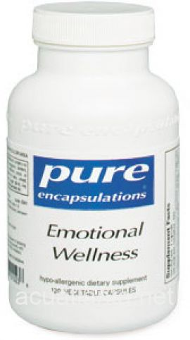 Emotional Wellness 120 soft capsules