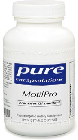 MotilPro 180 capsules