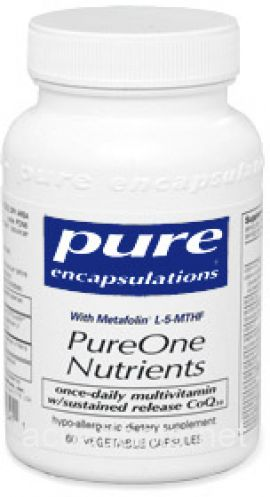 PureOne Nutrients 60 soft capsules