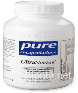 UltraNutrient 360 soft capsules