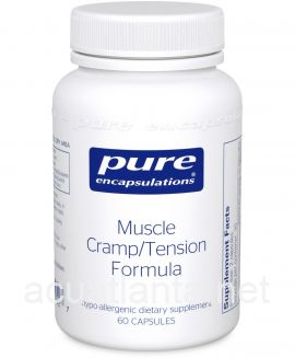 Muscle Cramp/Tension 60 vegetable capsules