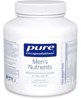 Men's Nutrients 180 vegetarian capsules
