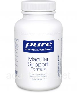 Macular Support Formula 120 vegetable capsules
