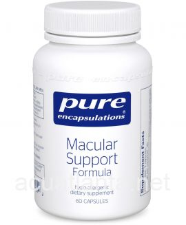 Macular Support Formula 60 vegetable capsules
