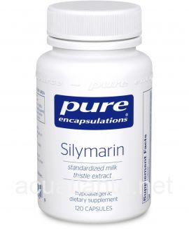 Silymarin 120 vegetable capsules