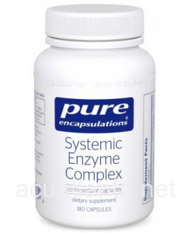 Systemic Enzyme Complex 180 capsules