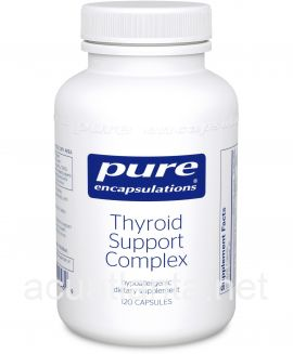 Thyroid Support Complex 120 vegetarian capsules