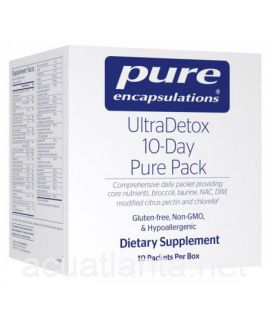 UltraDetox 10-Day Pure Pack 10 packets