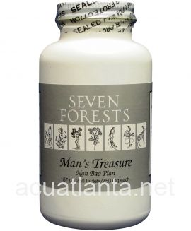 Mans Treasure 250 tablets