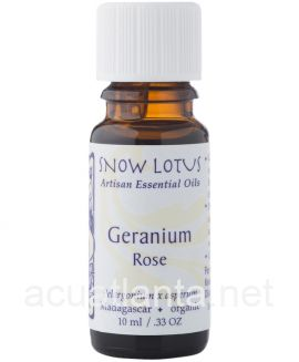 Geranium (rose) Essential Oil 10 milliliters