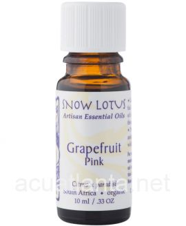 Grapefruit (pink) Essential Oil 10 milliliters